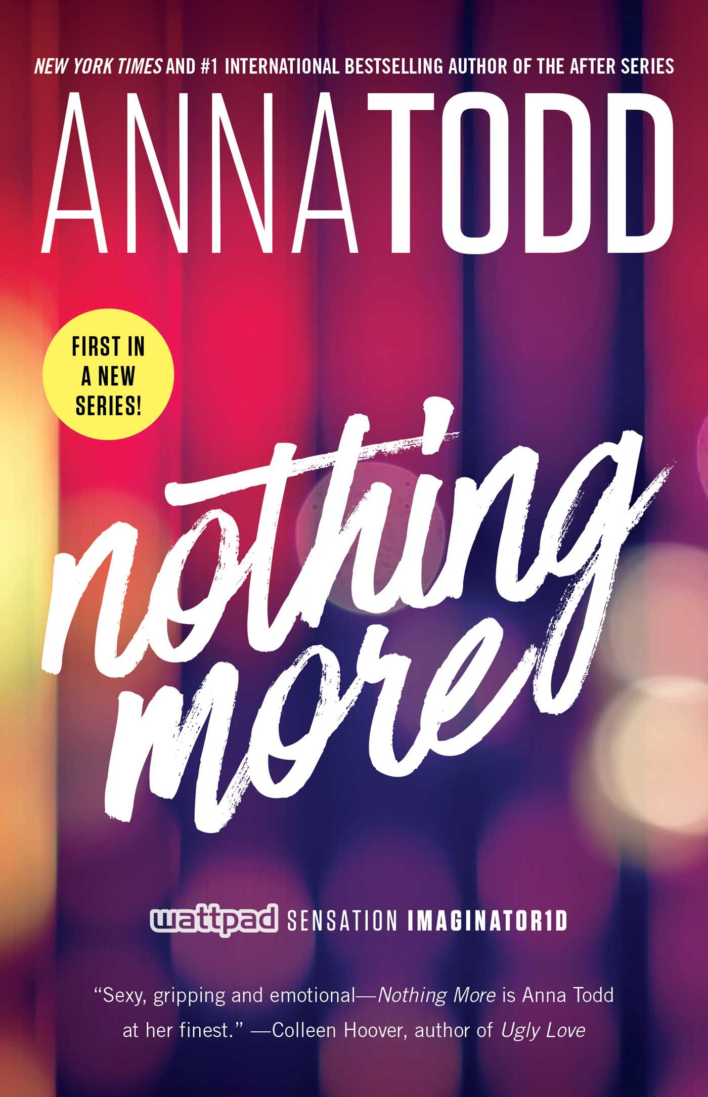 Nothing More - Livro 1 eBook de Anna Todd - 9789722362214 ...