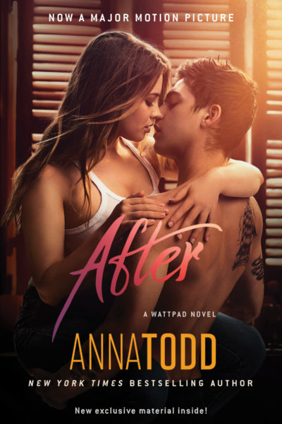 Anna Todd   International & New York Times Bestselling Author