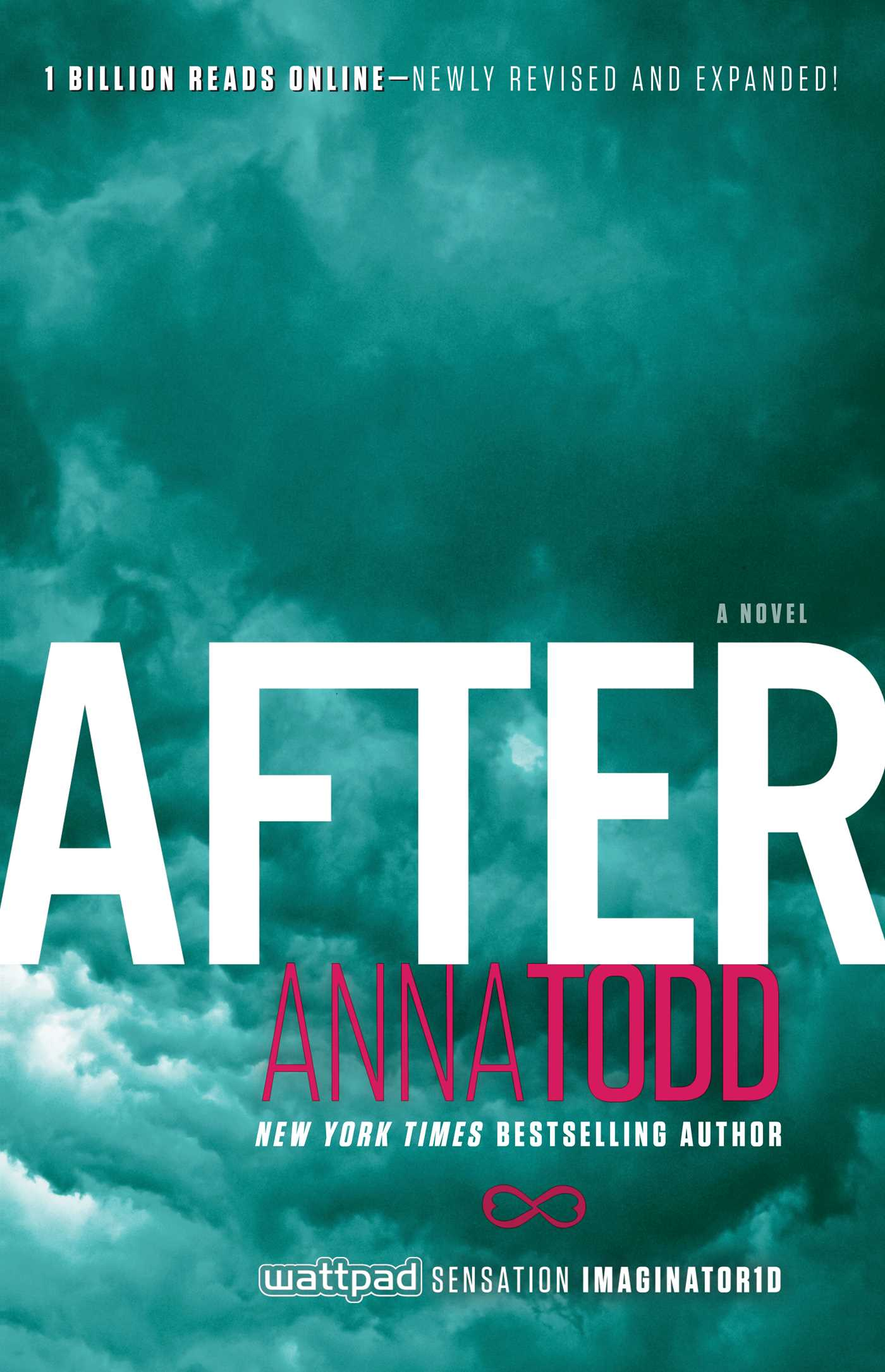 Autographed After | Anna Todd